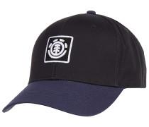 Treelogo Snapback Cap - Blau