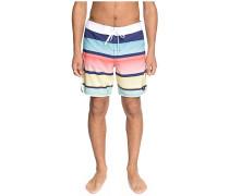 No Lies Scallop - Boardshorts - Mehrfarbig