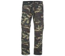 Edwardsport - Cargohose - Camouflage