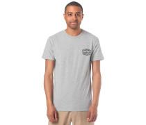 Channels - T-Shirt - Grau