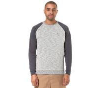 Slubhead Raglan Crew - Sweatshirt - Grau