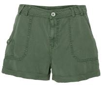 5 Pkt Drapey - Shorts - Grün