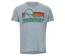 Coastal - T-Shirt - Grau