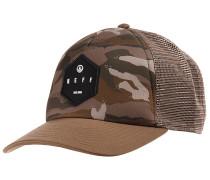 Hot Tub Trucker Cap - Camouflage