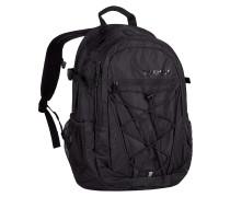 Backpack Rucksack - Schwarz