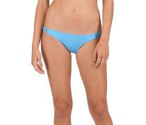 Simply Solid Full - Bikini Hose - Blau