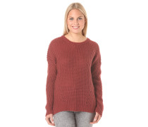 Farewell - Strickpullover - Rot