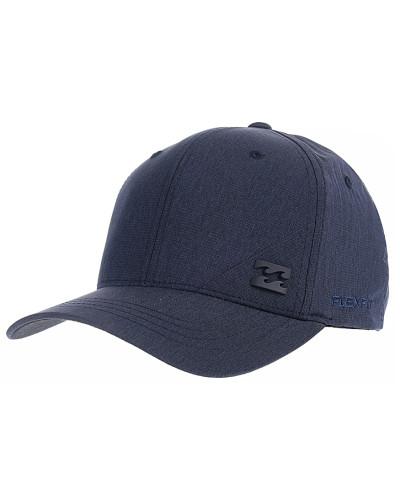 Station - Flexfit Cap - Blau