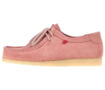 Genesis Low Suede Fashion Schuhe - Pink