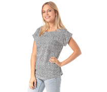 Holly Printed - T-Shirt - Weiß