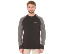 Clyde Crew Neck - Sweatshirt - Schwarz