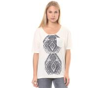 Wild Chaman - T-Shirt - Weiß