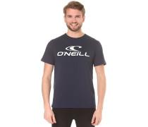 - T-Shirt - Blau