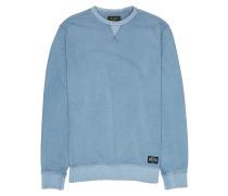 Wave Washed Crew - Sweatshirt - Blau