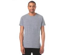 Tee - T-Shirt - Blau