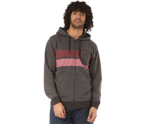Flagship Fleece - Kapuzenjacke - Grau