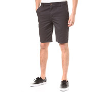 Every Day - Chino Shorts - Schwarz
