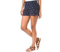 Miami Beachy - Shorts - Blau