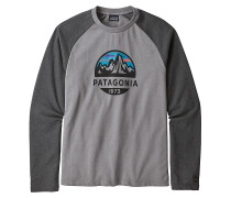 Fitz Roy Scope LW Crew - Sweatshirt