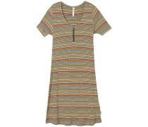 Zip It - Kleid - Streifen