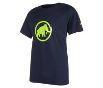 Logo - T-Shirt - Blau