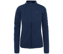 Inlux Softshell - Outdoorjacke - Blau