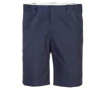Slim Stgt - Chino Shorts - Blau