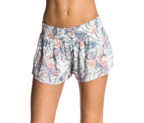 Tropic Tribe - Shorts - Weiß