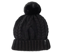 Indri - Mütze - Schwarz