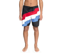 Step Up 18 - Boardshorts - Schwarz