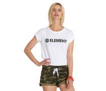 Logo - T-Shirt - Weiß