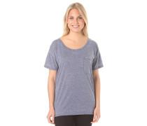 Nora - T-Shirt - Blau