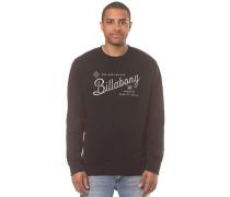 Wilcox Crew - Sweatshirt - Schwarz