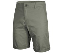 Basic II - Chino Shorts - Grün