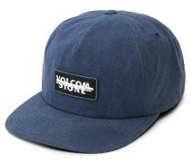 Scribble Stone - Snapback Cap - Blau
