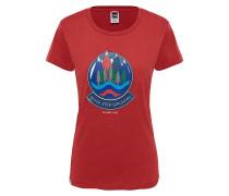 NSE Series - T-Shirt - Rot