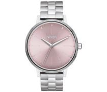 Kensington - Uhr - Silber
