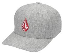 Full Stone Hthr Xfit Flexfit Cap - Grau