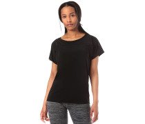 Loose Active - T-Shirt - Schwarz