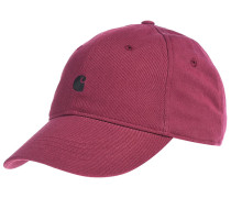 Madison Logo Cap - Rot