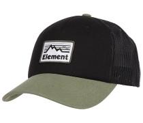 Icon Mesh Trucker Cap - Schwarz