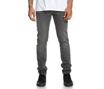Worker Slim - Jeans - Grau