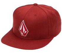 Stone Stack Jfit Flexfit Cap - Rot