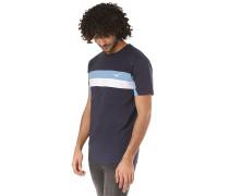 Faster - T-Shirt - Blau