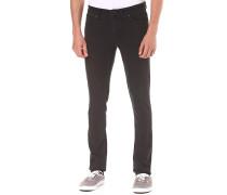 Vorta Tapered - Jeans - Schwarz