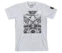 Battlekat - T-Shirt - Grau