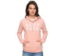 Full Of Hood A - Kapuzenpullover - Pink