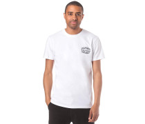 Channels - T-Shirt - Weiß