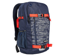 2-School Rucksack - Blau