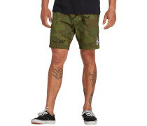 Deadly Stones - Shorts - Camouflage